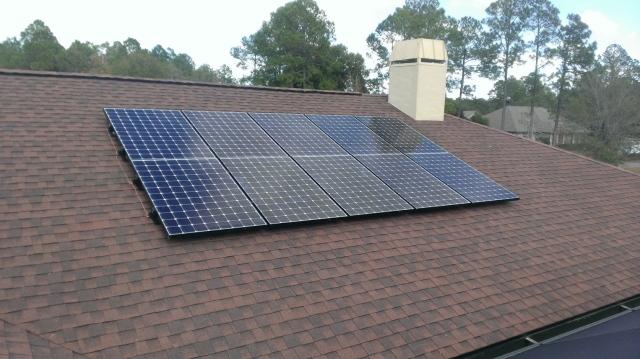 Solar power installers for Jacksonville FL
